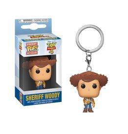 Funko TOY STORY 4 Pocket POP! 4cm - Sheriff Woody