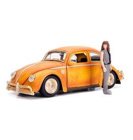 TRANSFORMERS - 1:24 Bumblebee Volkswagen Beetle