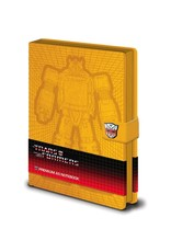 TRANSFORMERS - Notebook A5 Premium - Bumblebee