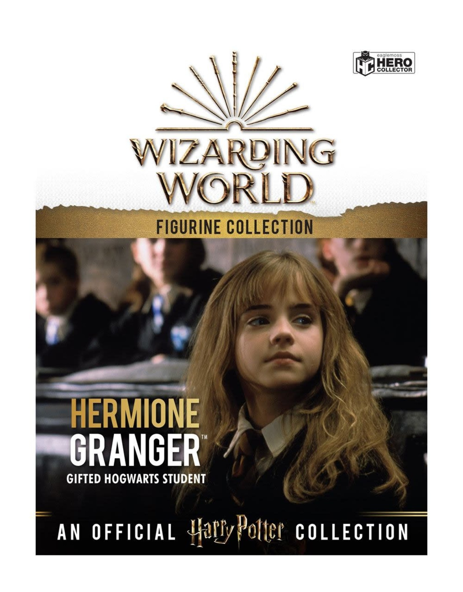WIZARDING WORLD FIGURE - HARRY POTTER - Hermione Granger - 9cm