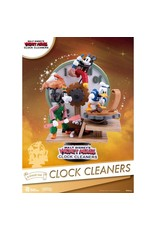 Beast Kingdom MICKEY MOUSE D-Stage Diorama 16cm - Clock Cleaners