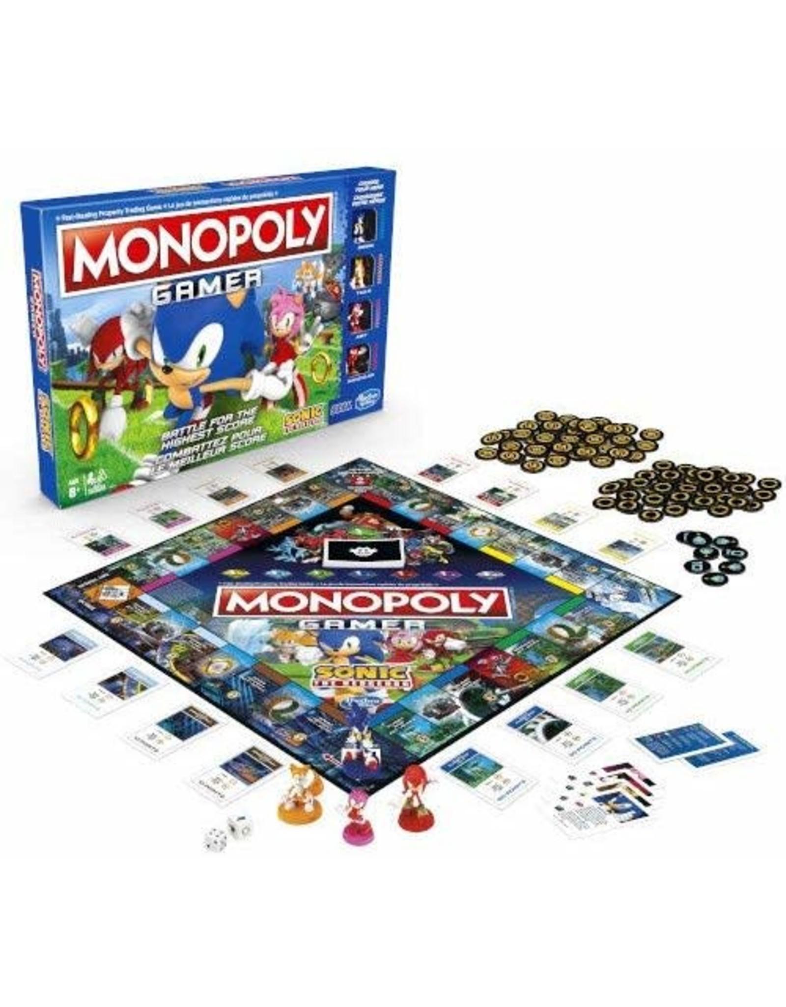 SONIC Monopoly (UK)