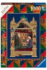 Ravensburger HARRY POTTER Puzzle 1000P - Harry Potter on the way to Hogwarts