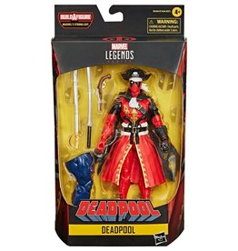 Hasbro DEADPOOL Marvel Legends Action Figure - Pirate