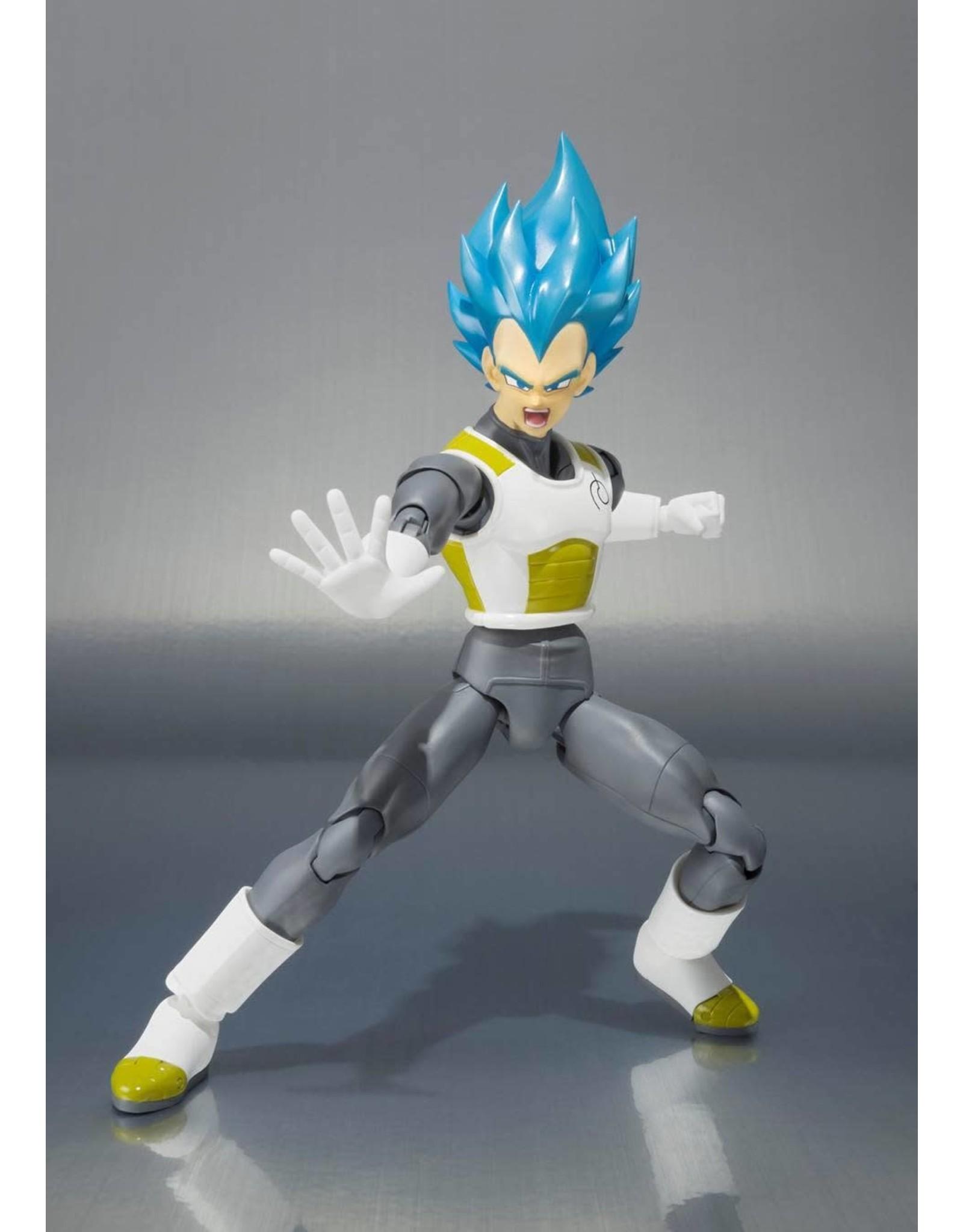 Bandai DRAGON BALL Z - Super S God Super S Vegata Figuarts