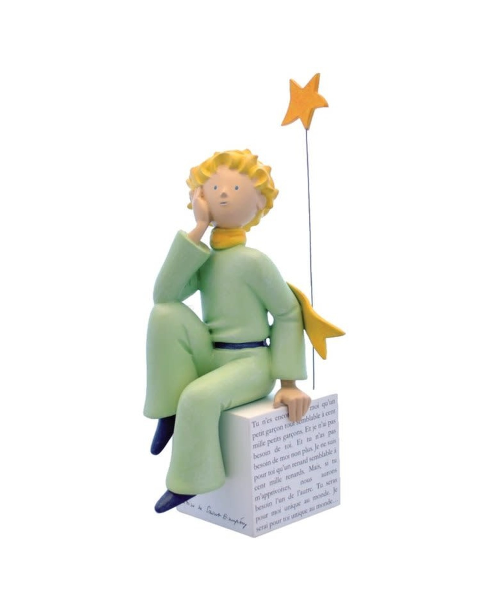 Collectoys THE LITTLE PRINCE Collector Statue - Le Petit Prince rêveur