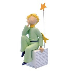 Collectoys THE LITTLE PRINCE Collector Statue - Le Petit Prince rêveur