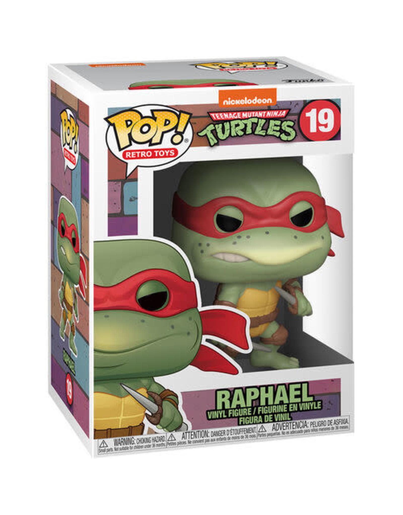 Funko TMNT POP! N° 19 9cm - Raphael
