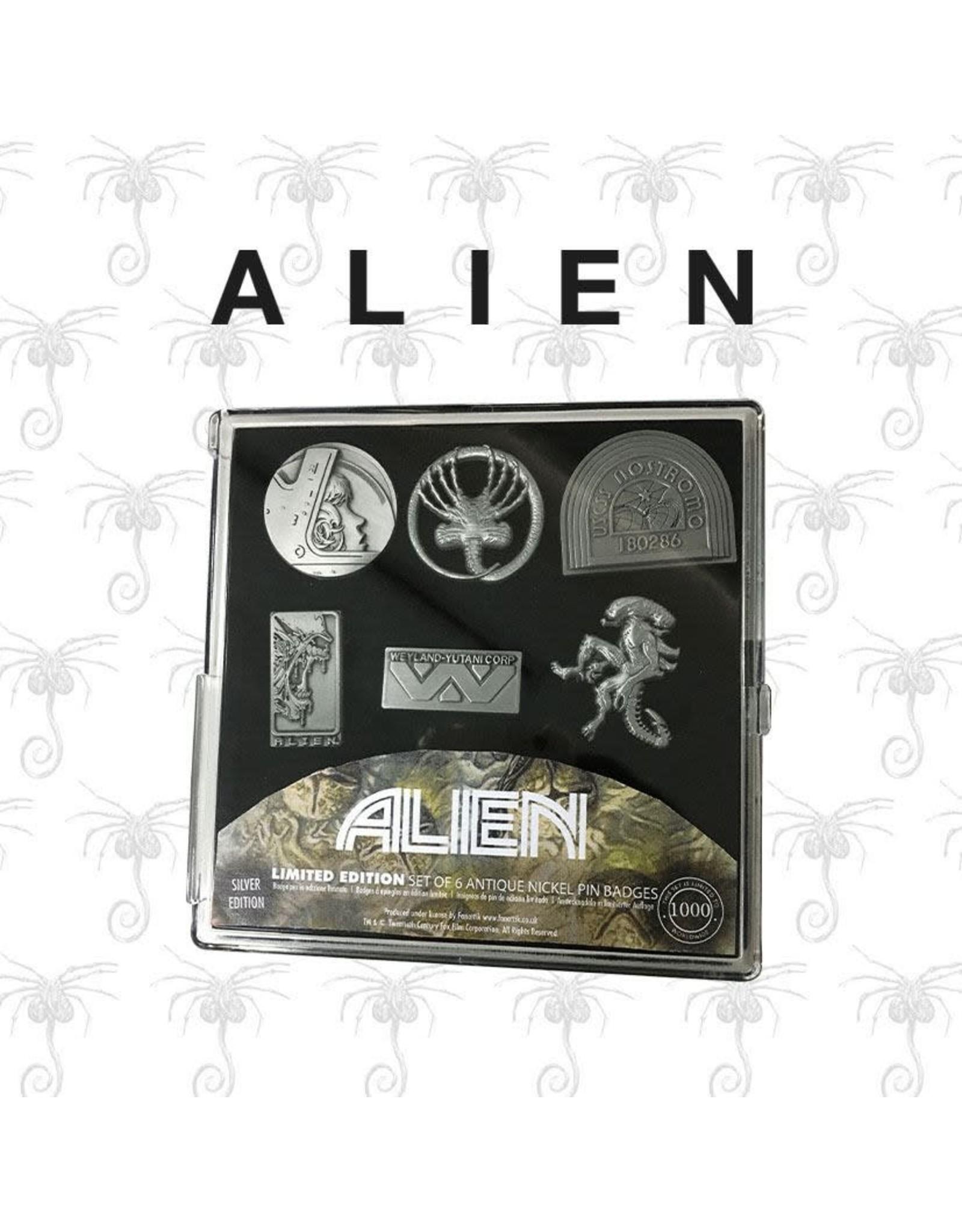 FaNaTtik ALIEN 6-Pack Pins - Limited Edition