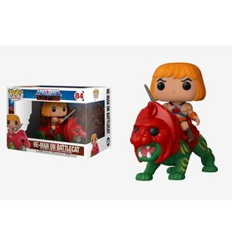 Funko MASTERS OF THE UNIVERSE POP! Rides N° 84 18cm - He-Man on Battle Cat