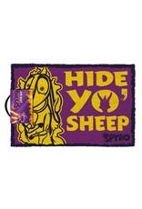 SPYRO Doormat 40x60 - Hide Yo' Sheep