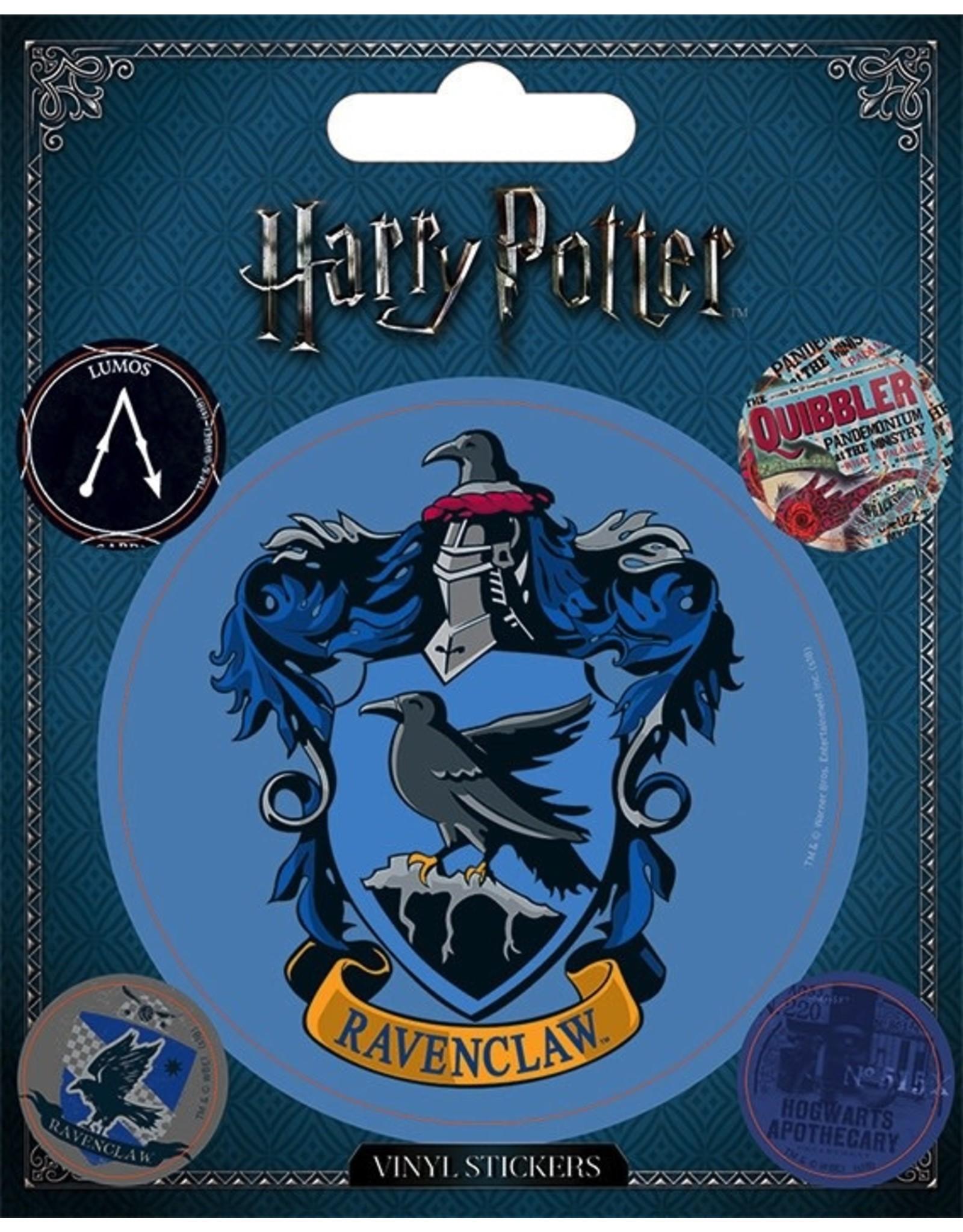 HARRY POTTER - Vinyl Stickers - Ravenclaw