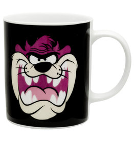 United Labels  Comicware LOONEY TUNES Mug 320ml - Taz wakes you up!