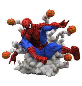 Diamond Select SPIDER-MAN Gallery Statue 15cm - Pumpkin Bomb