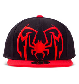 Difuzed SPIDER-MAN  Snapback Cap - Red