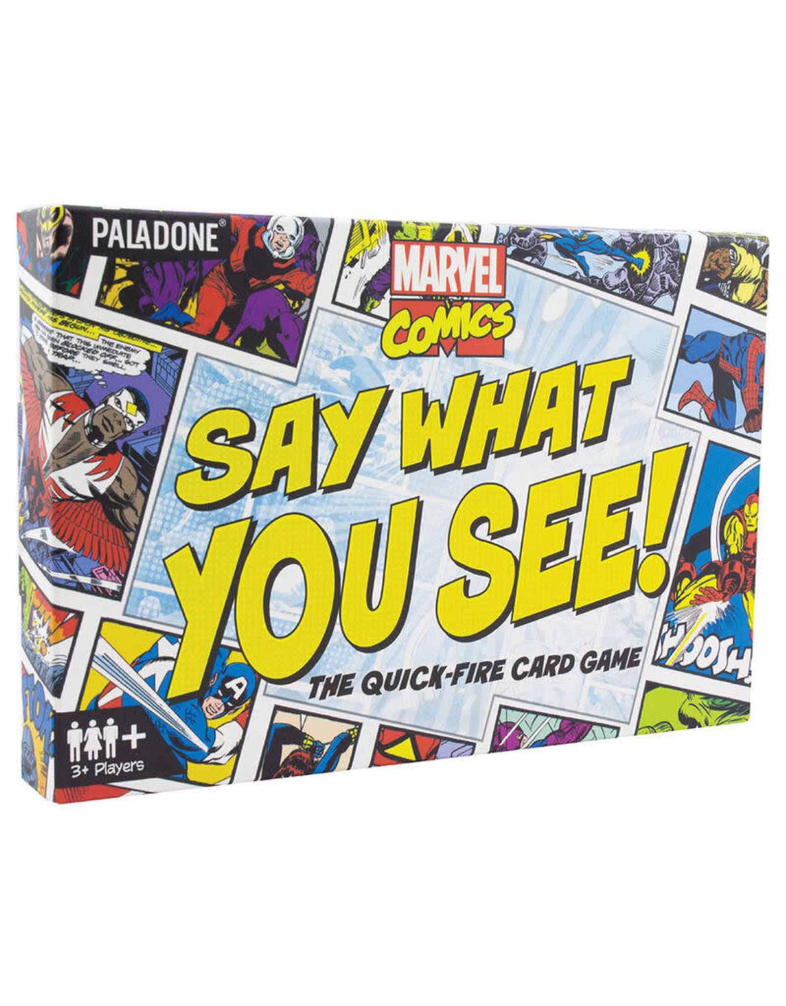 Paladone MARVEL Memory Game UK - Avengers