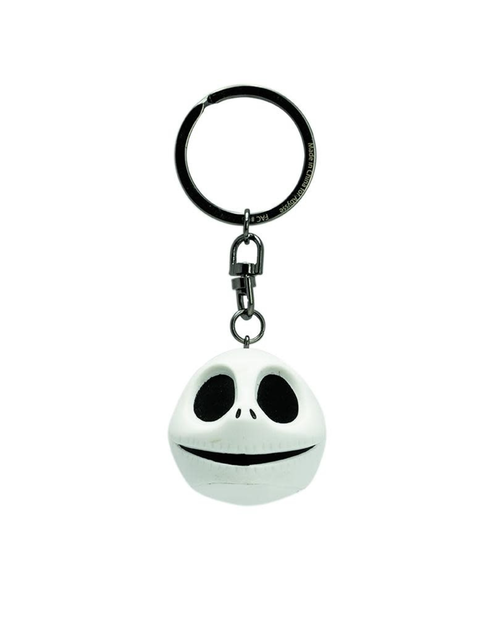 THE NIGHTMARE BEFORE CHRISTMAS 3D Keychain - Jack