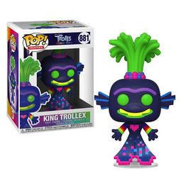 Funko TROLLS WORLD TOUR POP! N° 881 - King Trollex