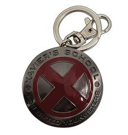Semic Distribution X-MEN 3D Metal Keychain Blister Box - Logo