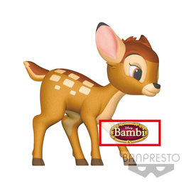 Banpresto BAMBI Fluffy Puffy Figure 8cm
