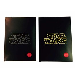 SD Toys STAR WARS Notebook with Light- Logo