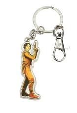 SD Toys STAR WARS Rogue One Metal Keychain - Sgt Jyn Erso