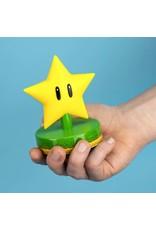 SUPER MARIO Icon Light 10cm - Star