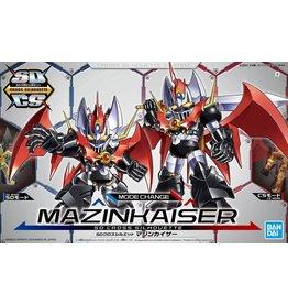 Bandai MAZINKAISER Model Kit SD Cross Silhouette