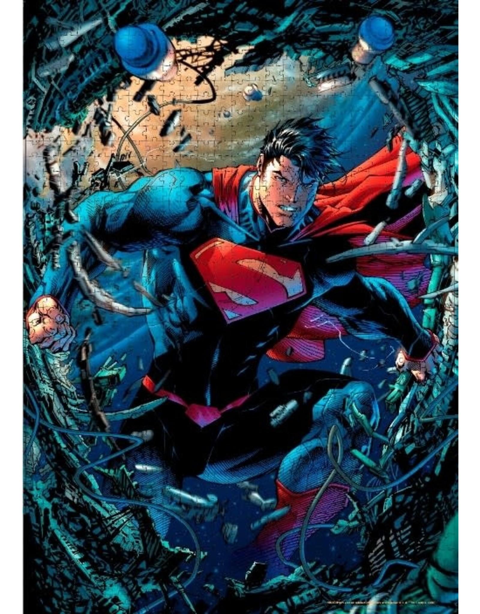 SD Toys SUPERMAN Puzzle 1000P - Scrap