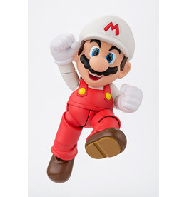 Bandai SUPER MARIO S.H.Figuarts - Fire Mario