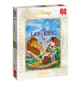 Jumbo DISNEY CLASSIC COLLECTION Puzzle 1000P - The Lion King