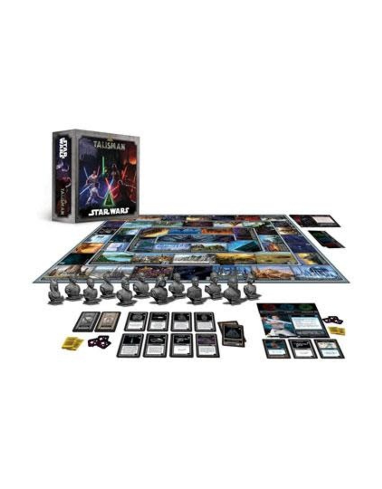 USAopoly STAR WARS Talisman Board Game (UK)