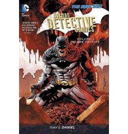 BATMAN DETECTIVE COMICS Vol 02 SCARE TACTICS