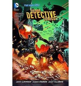 BATMAN DETECTIVE COMICS Vol 04 THE WRATH