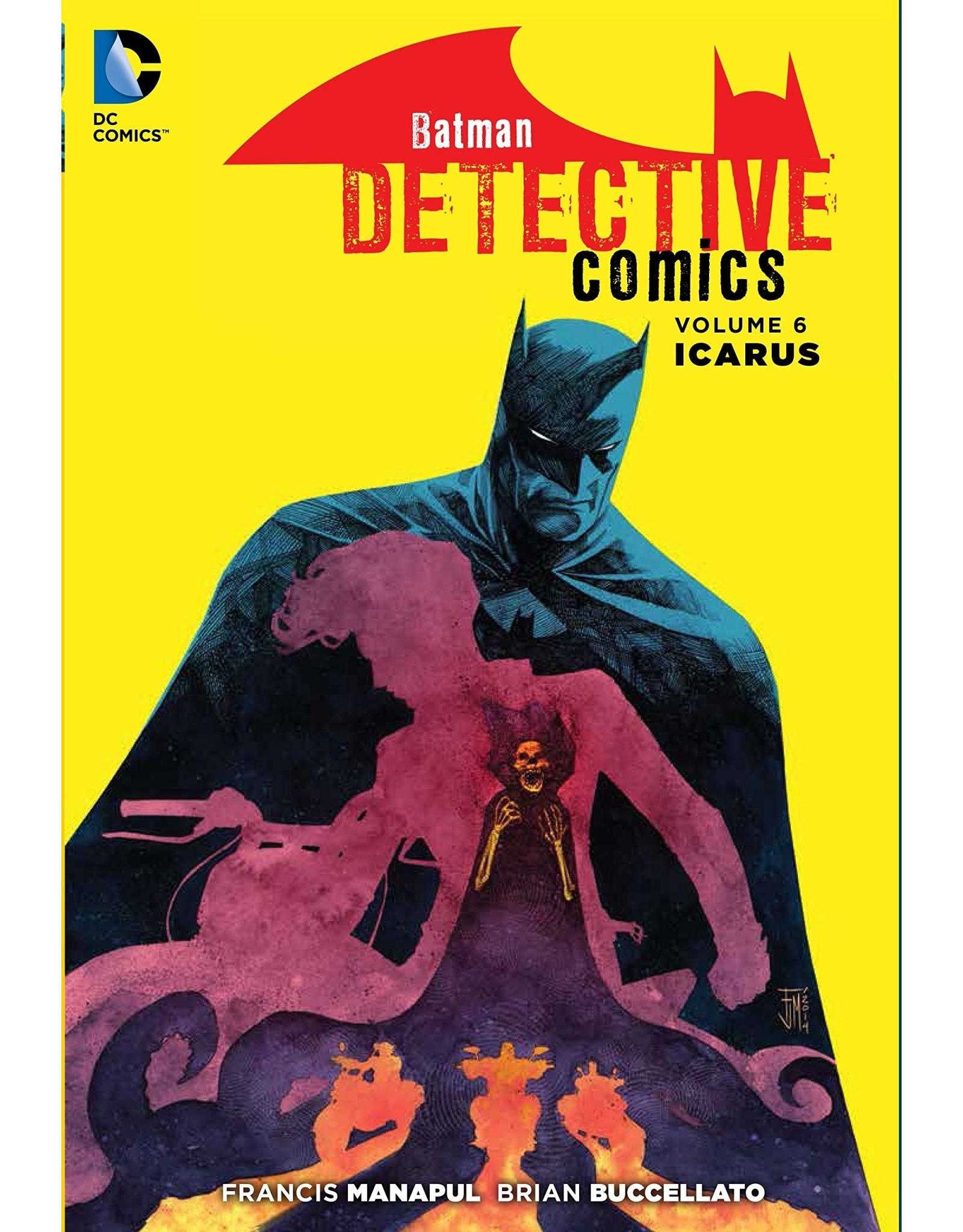 BATMAN DETECTIVE COMICS Vol 06 ICARUS