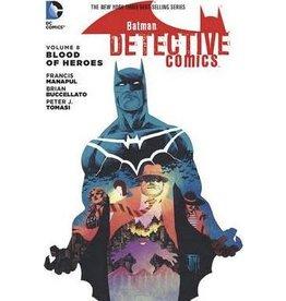 BATMAN DETECTIVE COMICS Vol 08 BLOOD OF HEROES
