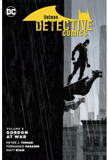 BATMAN DETECTIVE COMICS Vol 09 GORDON AT WAR