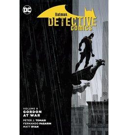 BATMAN DETECTIVE COMICS Vol 09 GORDON AT WAR