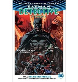 BATMAN DETECTIVE Vol 02 VICTIM SYNDICATE