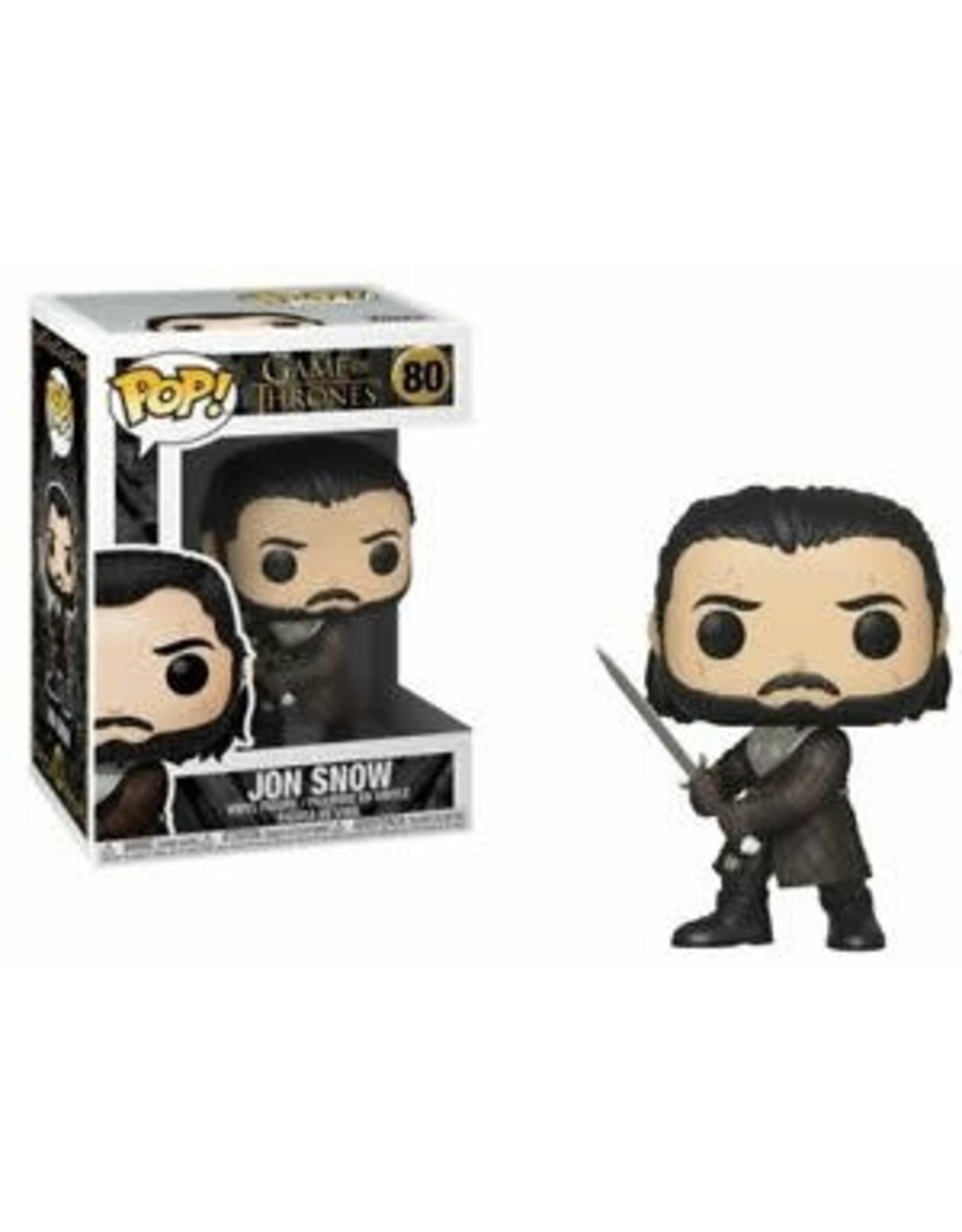 Game of Thrones POP! Television Vinyl Figure Jon Snow 9 cm