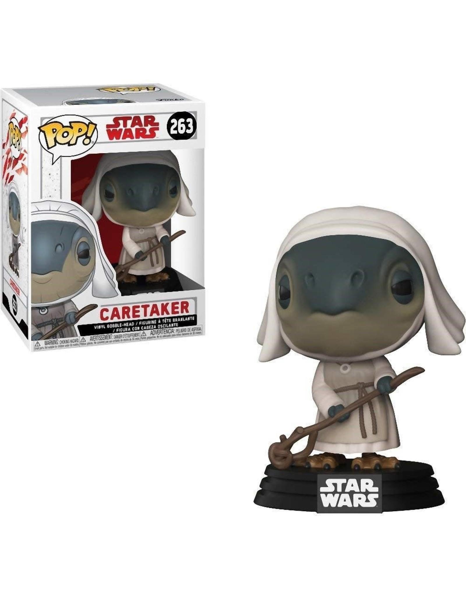 STAR WARS - Bobble Head POP N° 263 - Caretaker