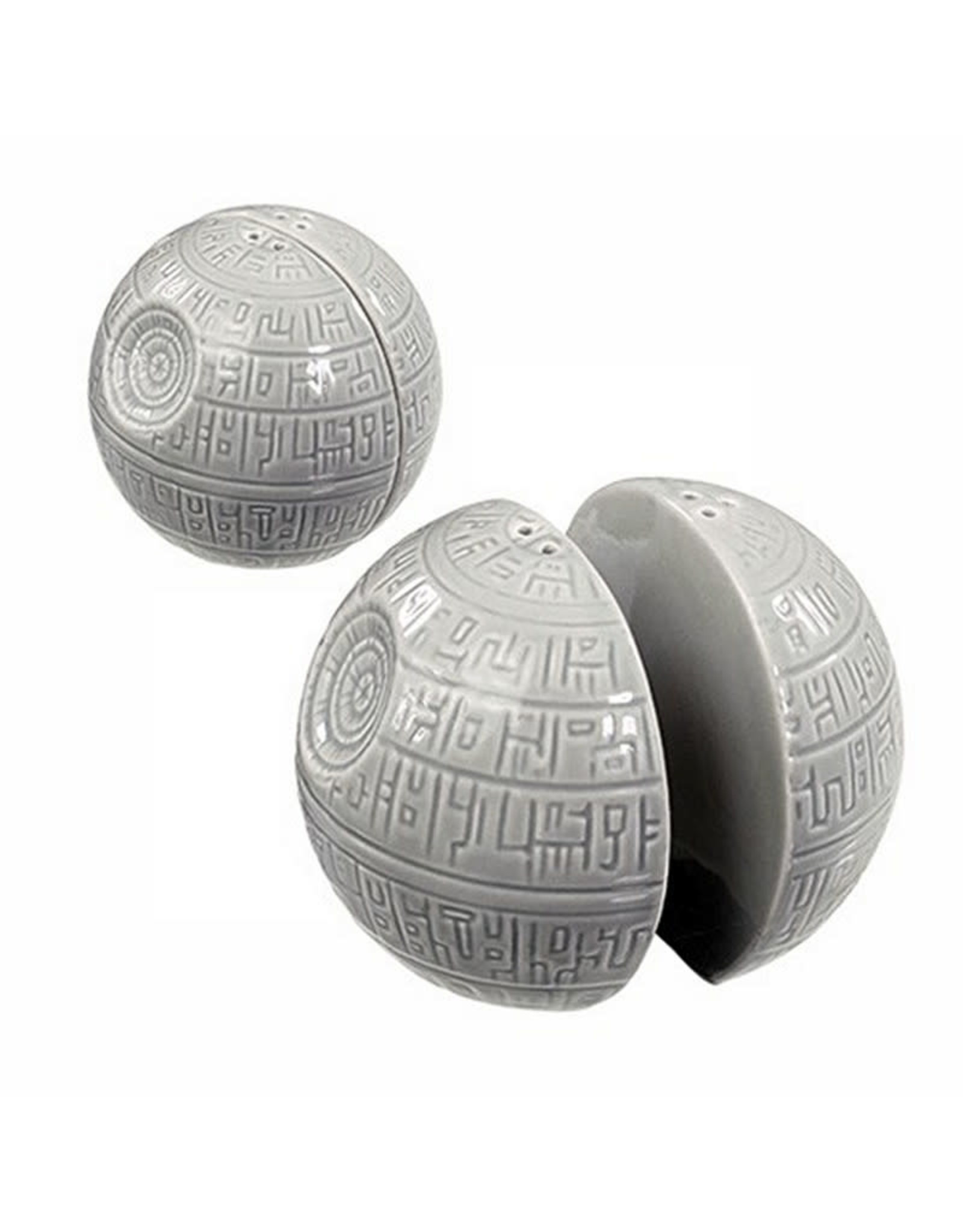 STAR WARS - Death Star - Salt and Papper Shakers