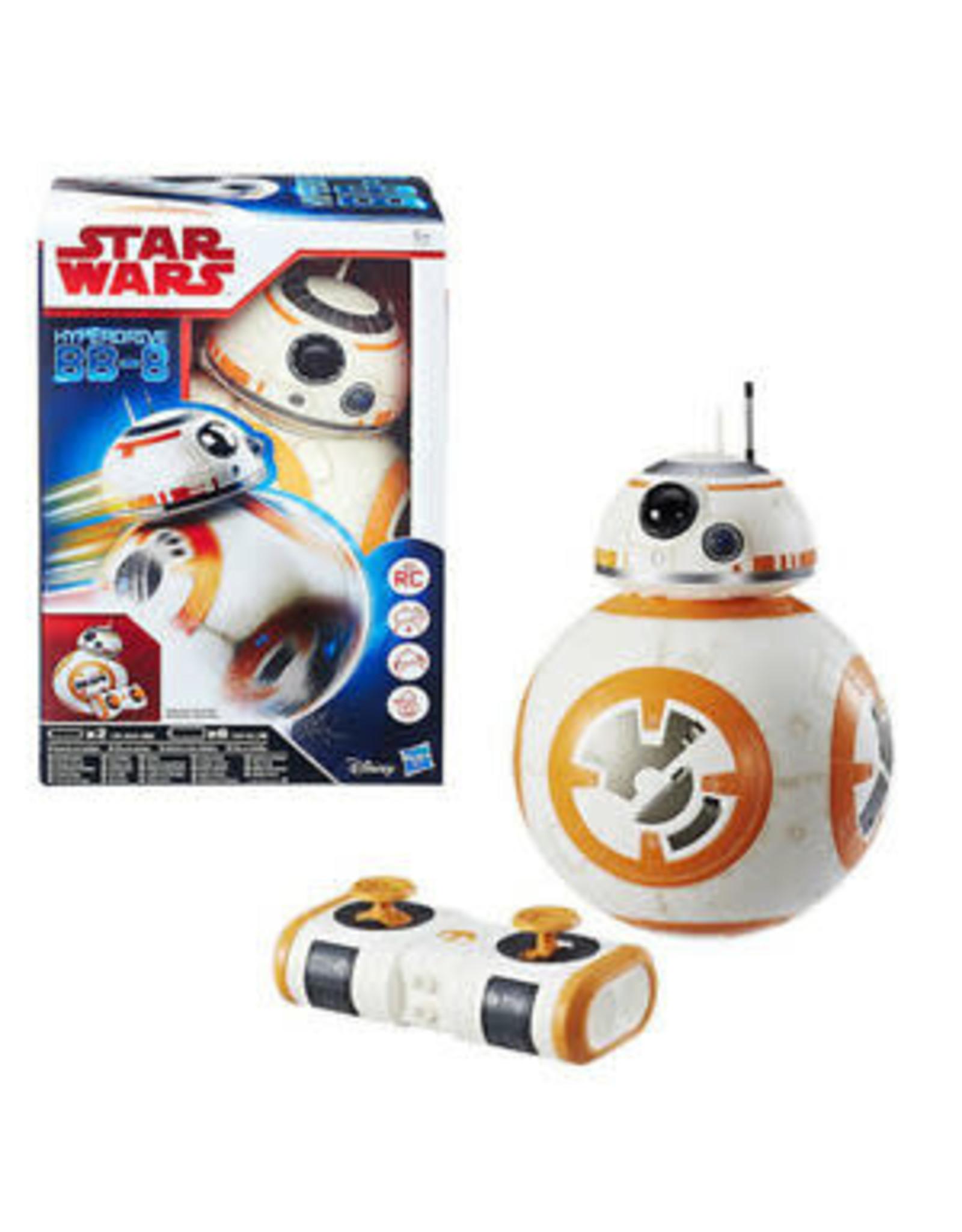 STAR WARS - Hyperdrive RC Droid BB-8