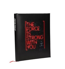 SD Toys STAR WARS Notebook with Light and Sound - The Force