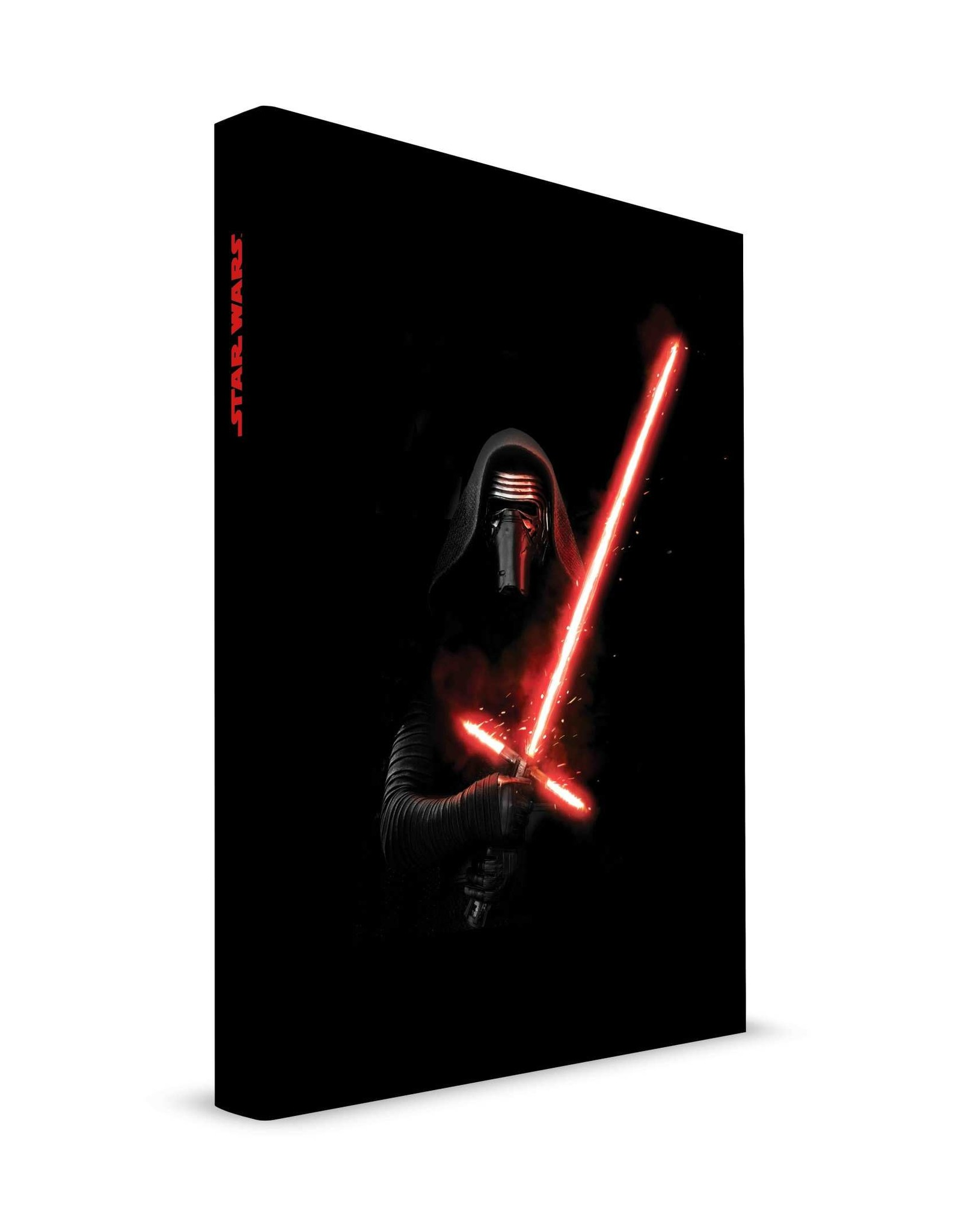 SD Toys STAR WARS Episode VII Notebook with Light and Sound - Kylo Lightsaber
