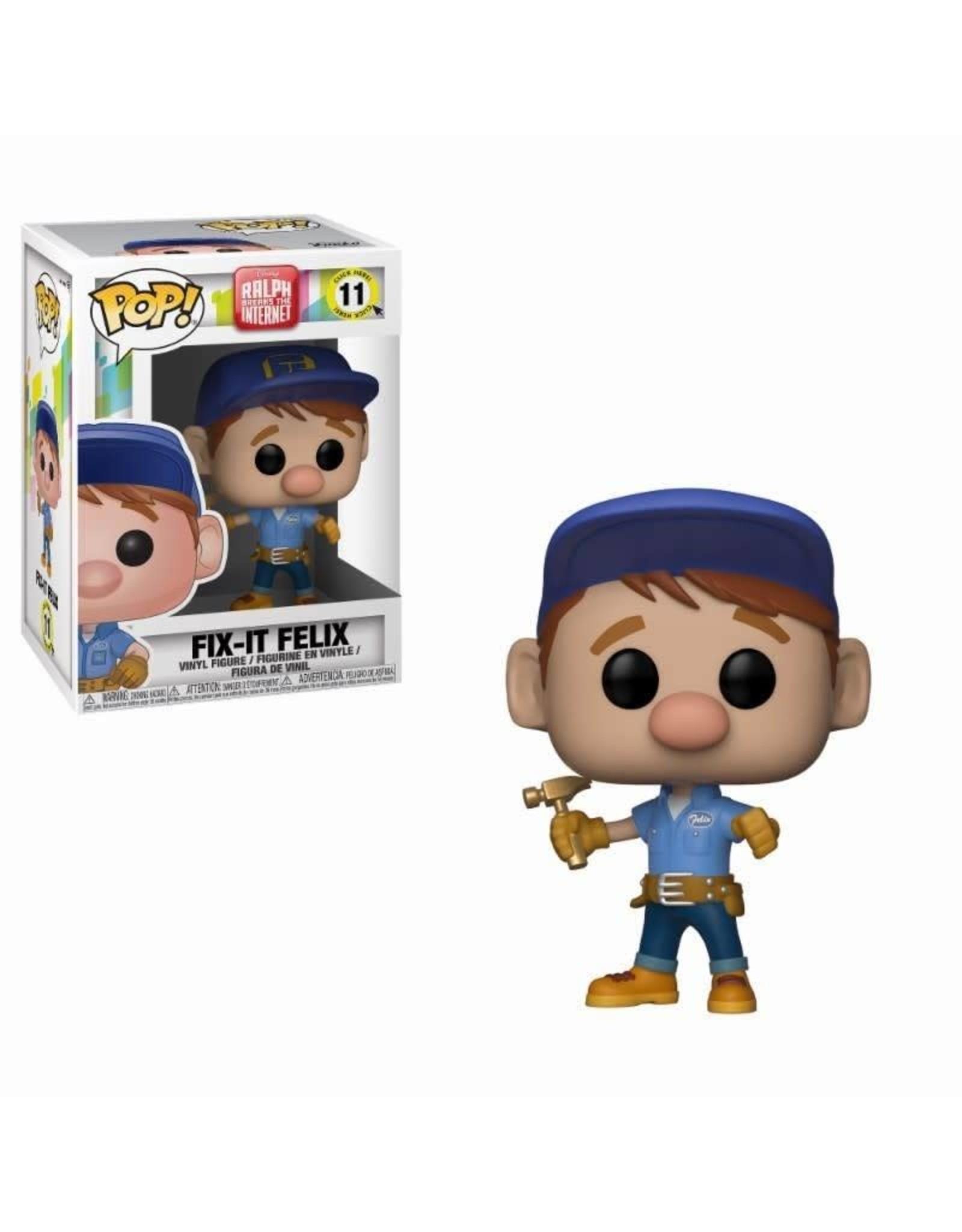 WRECK IT RALPH 2 - Bobble Head POP N° 11 - Fix It Felix
