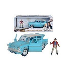 Jada Toys HARRY POTTER Diecast Model 1:24 - 1959 Ford Anglia
