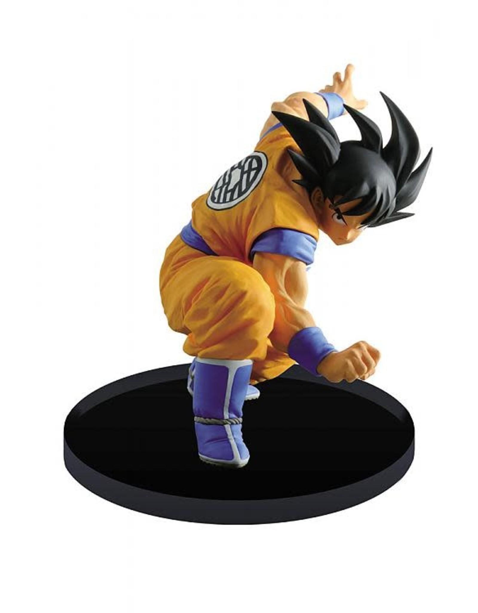 Banpresto DRAGON BALL Z SCultures Figure Big Budoukai 7 9cm - Son Goku