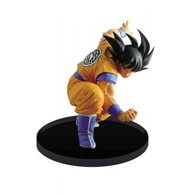 Banpresto DRAGON BALL Z SCultures Figure Big Budoukai 7 9cm - Son Goku