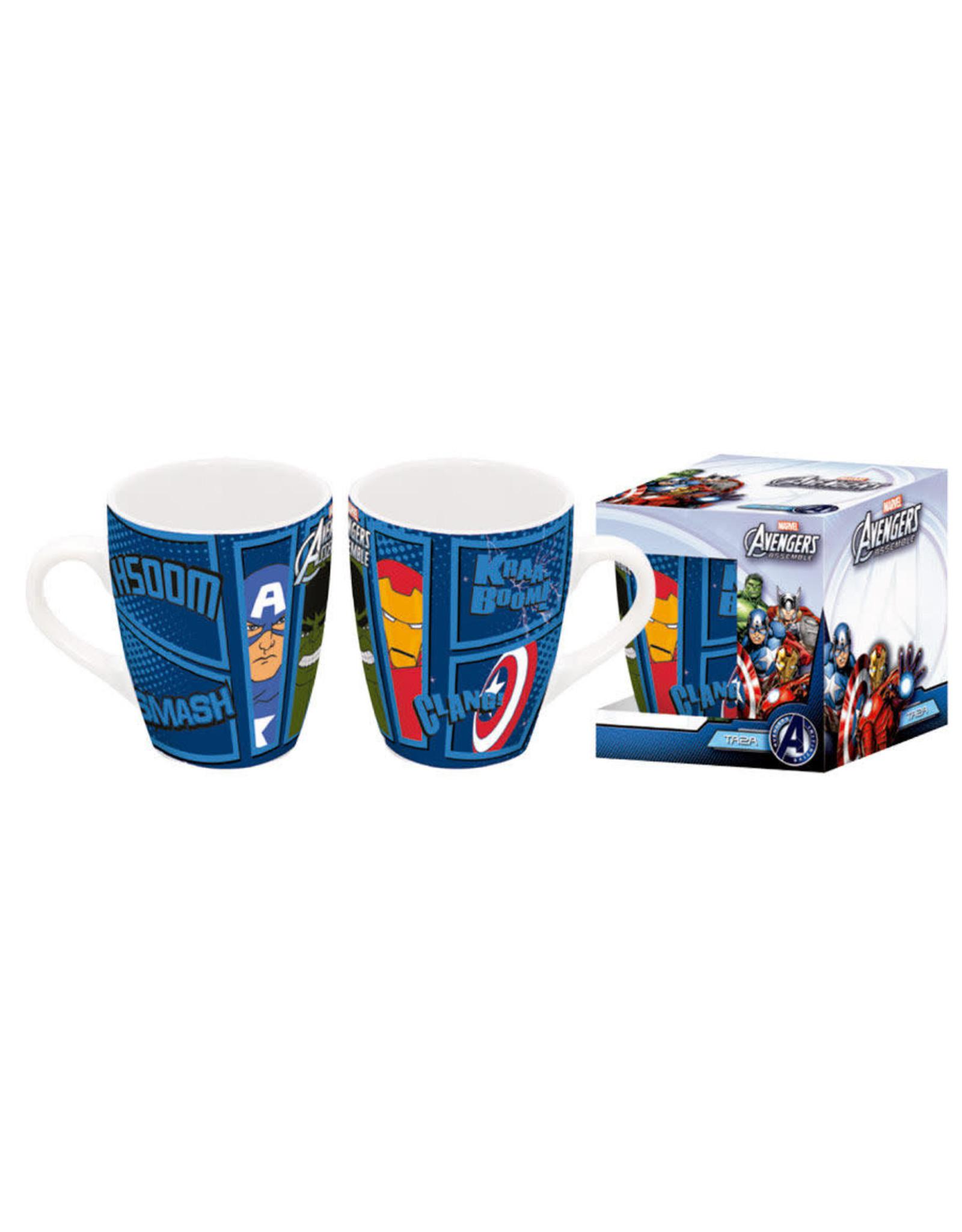 AVENGERS Barrel Mug 335ml